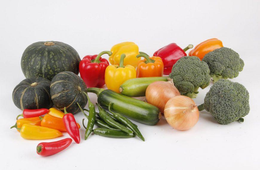 Które warzywa jeść na diecie?