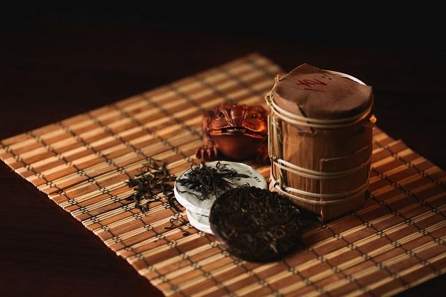 sprasowana, najbardziej popularna z napojów herbata na odchudzanie podczas diety