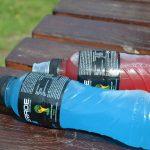 Domowy napój izotoniczny w butelce