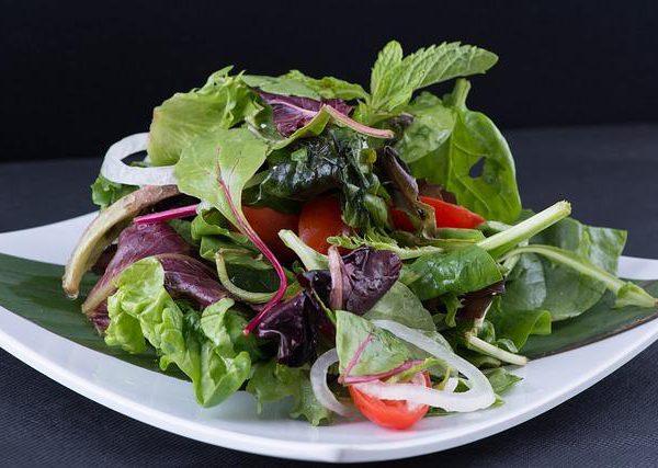 Sałatka dietetyczna sposobem na zdrowie