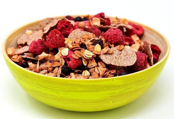 Płatki śniadaniowe bez cukru