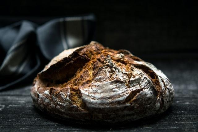 Chleb z mąki kokosowej