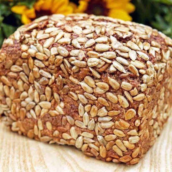 Chleb z samych ziaren