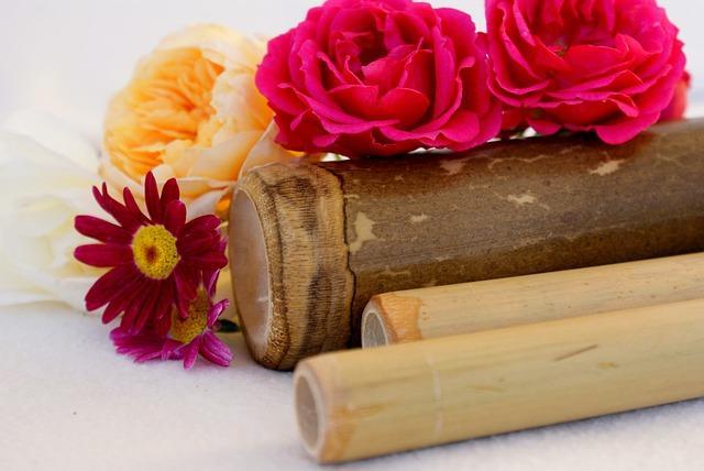 Masaż bambusem i jego właściwości