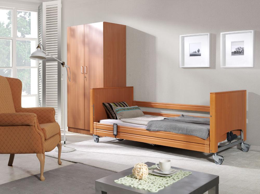 Łóżko rehabilitacyjne dla bardzo otyłej osoby – na co zwrócić uwagę