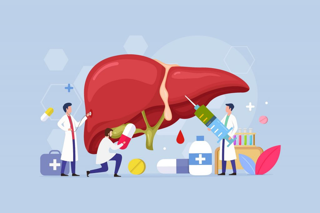 Regeneracja wątroby - dieta