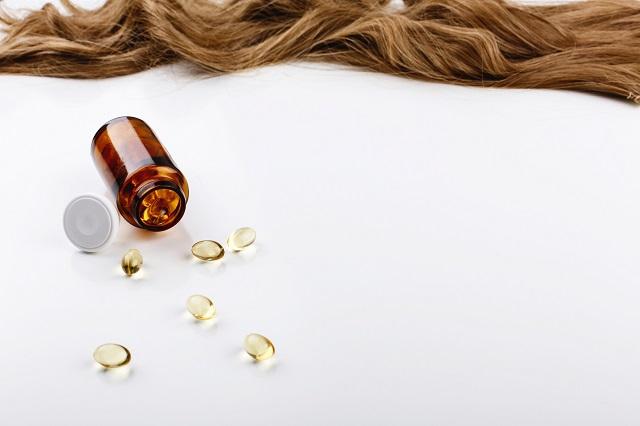 Witamina e na twarz w postaci tabletek jako suplement diety
