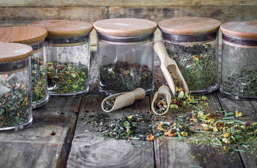 Herbatki moczopędne