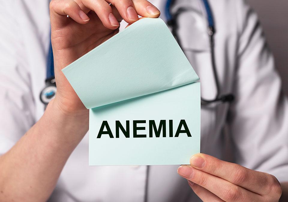 Co jeść przy anemii